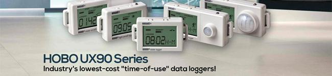 Data & Log By HOBO
