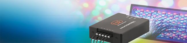 Sensor systems for LED test