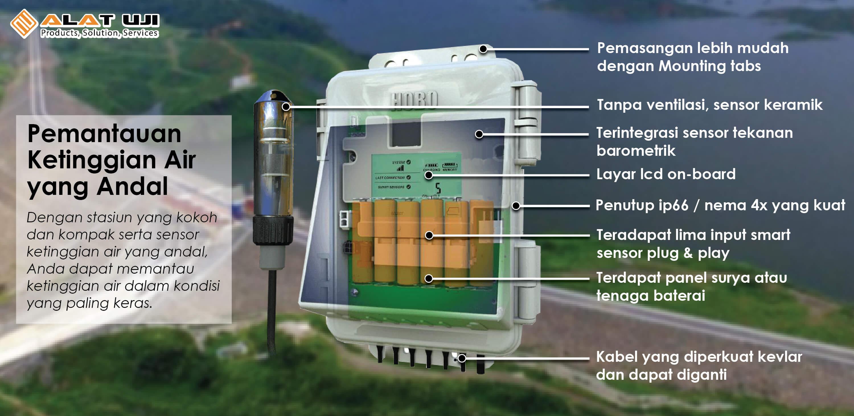 Monitoring Water Level Dimana dan Kapan Saja